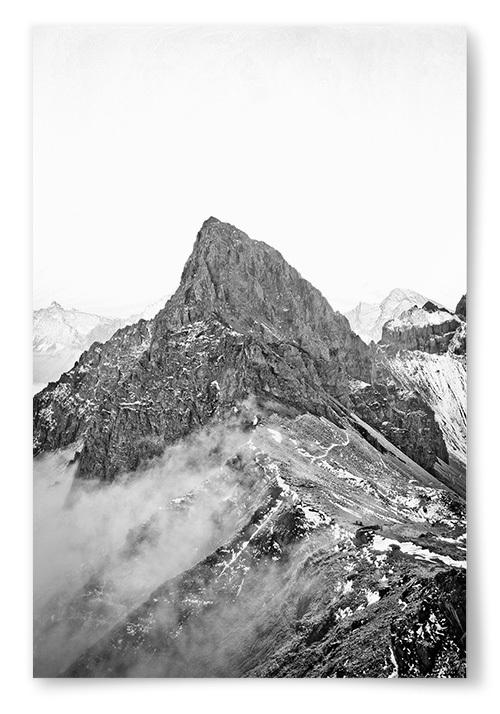 Poster Bergstopp