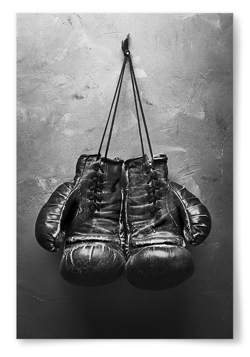 Poster Boxningshandskar