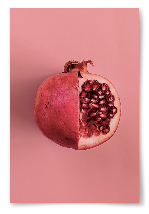 Poster Granatäpple