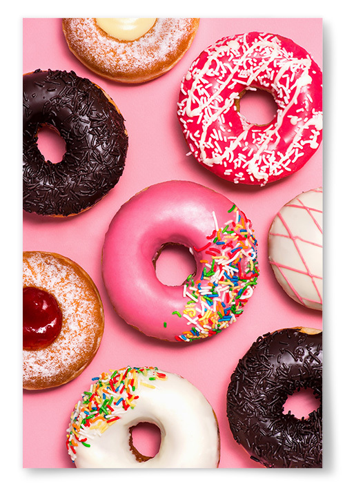 Poster Donuts